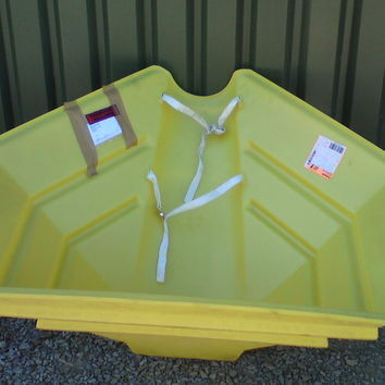 Plastic Grain Hopper