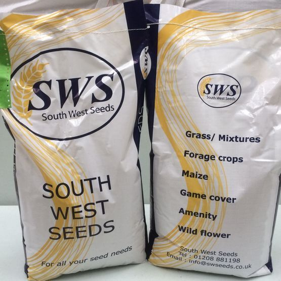 Organic SOS Grass Seed Mix